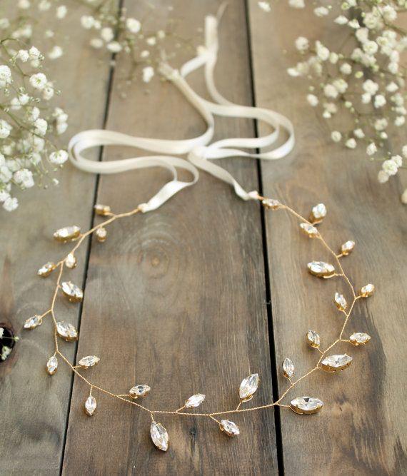Mariage - Bridal Hair Vine