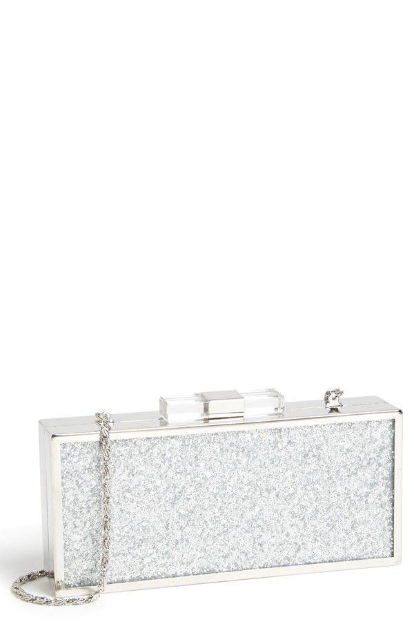 Hochzeit - 'Cake' Glitter Minaudiere