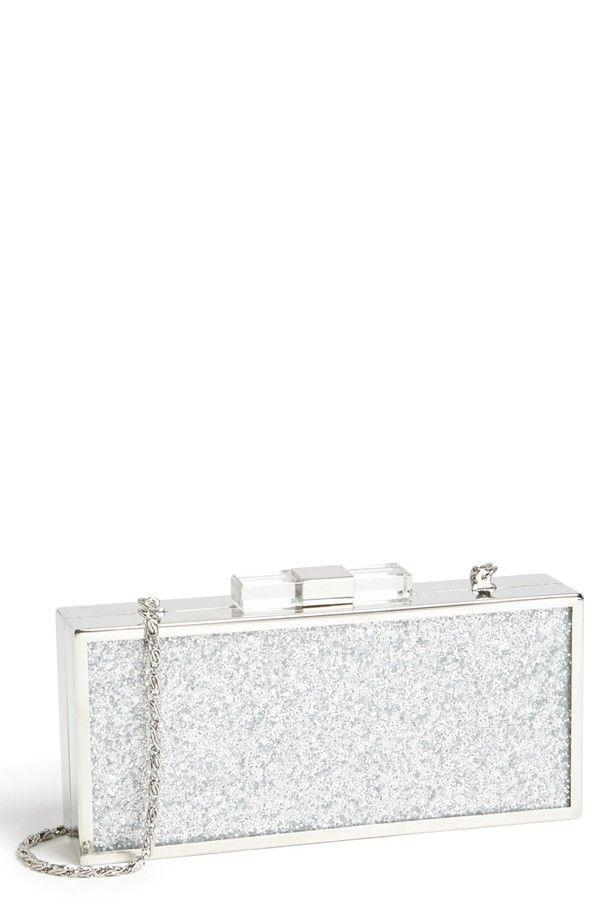 Boda - 'Cake' Glitter Minaudiere