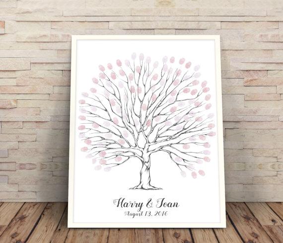 Printable Wedding Tree Wedding Tree Printable Wedding Tree