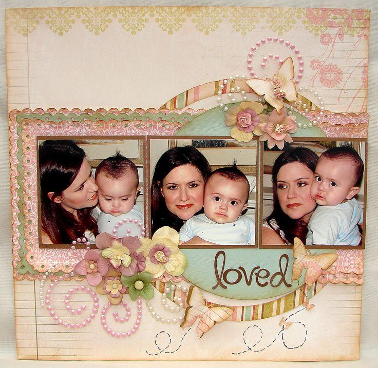 Wedding - Scrapbook Pages