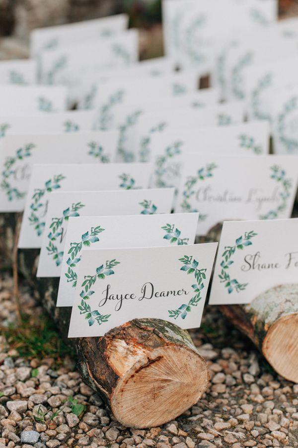 Wedding - Autumn Wedding Inspiration In Ireland