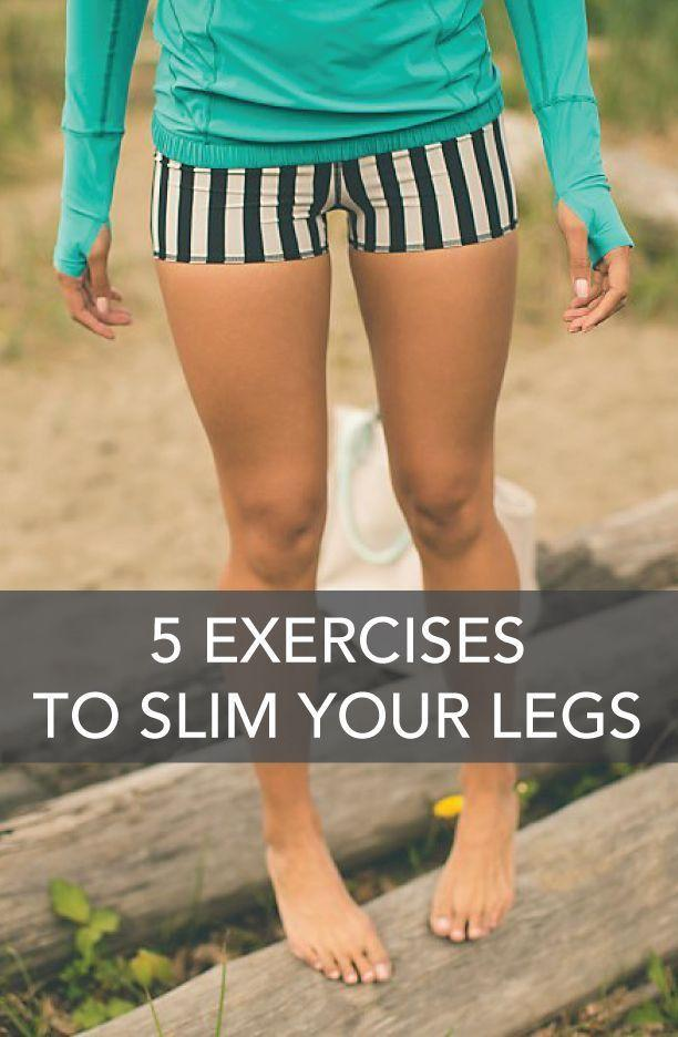 Wedding - 5 Exercises To Slim Your Legs