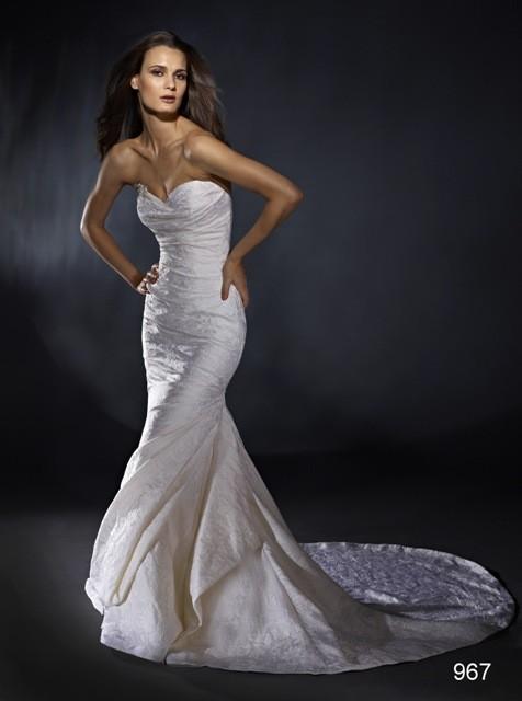 Свадьба - Marisa 967 - Burgundy Evening Dresses