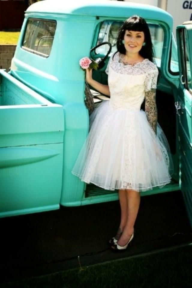 Wedding - Retro Wedding - 1950 Wedding Theme Ideas #2069504