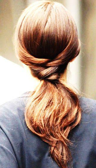 زفاف - 10 Easy Long Hair Ideas