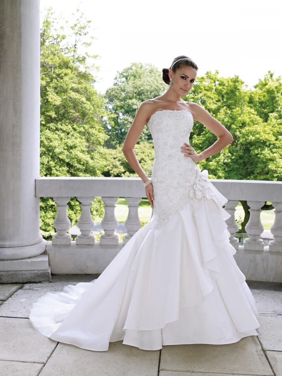 Wedding - Cheap 2014 New Style David Tutera Wedding Dresses 112200 - Milena - Cheap Discount Evening Gowns