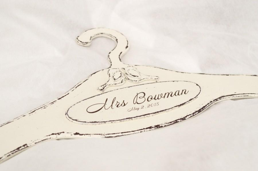 Vintage Wedding Dress Hanger