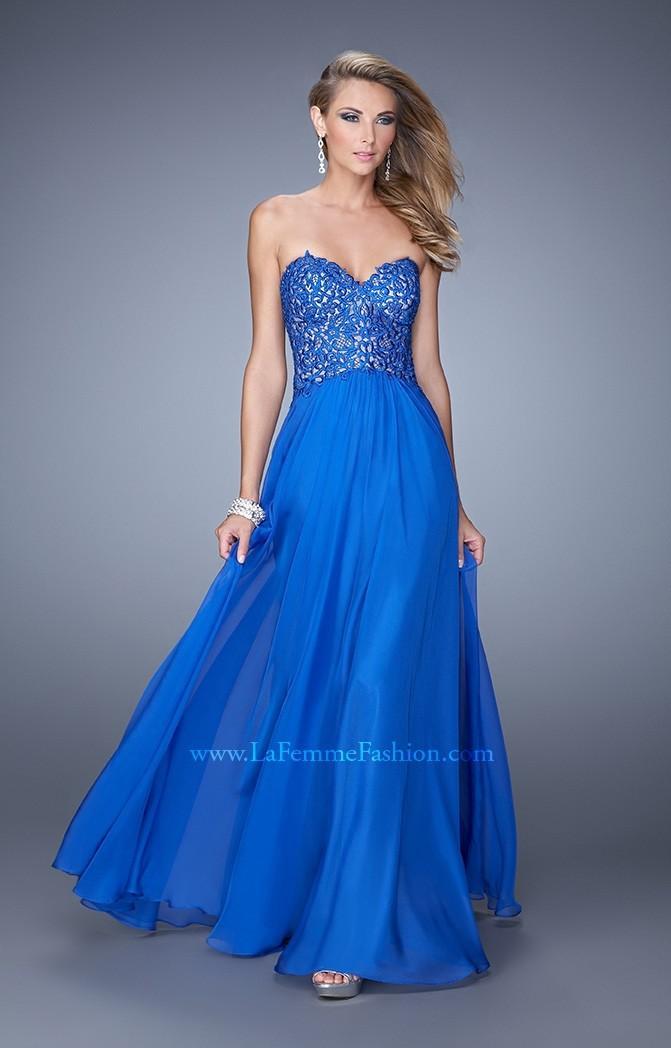 Wedding - La Femme - 21394 - Elegant Evening Dresses