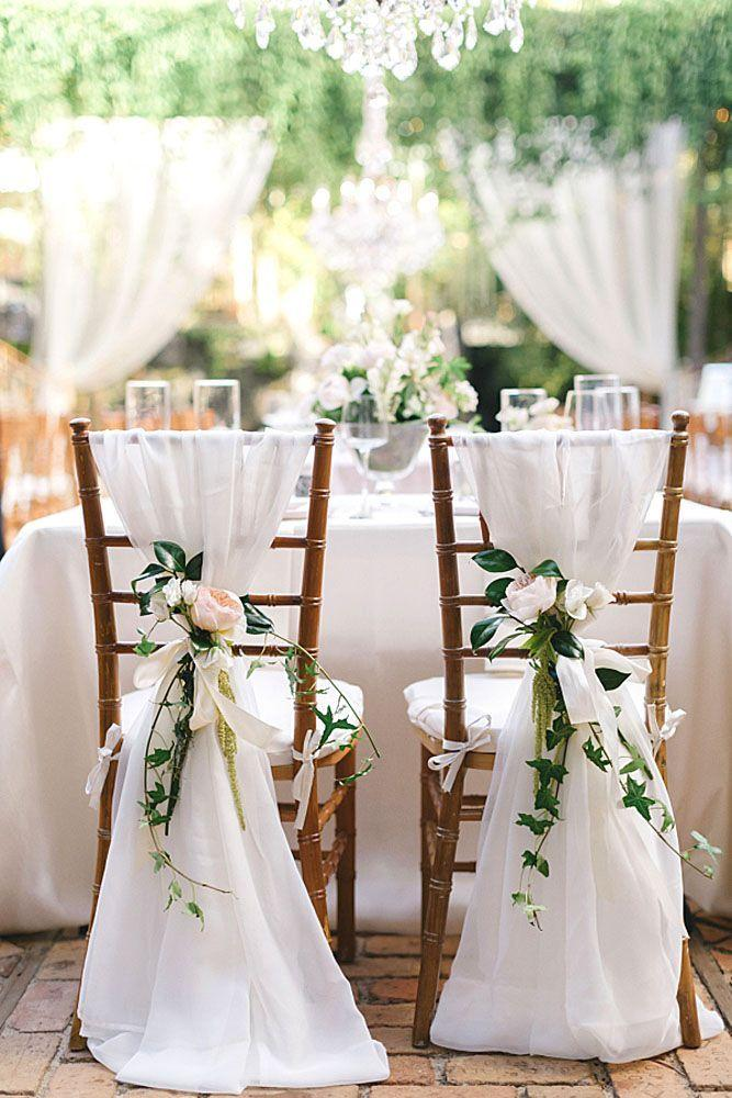 Shabby Chic Vintage Wedding Decor Ideas