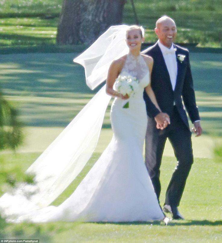 Wedding - Derek Jeter And Sports Illustrated Model Hannah Davis Marry