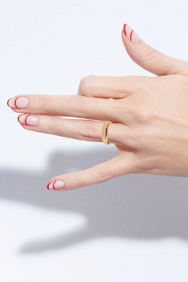 زفاف - 2 Party-Perfect Nail Ideas For The Holidays (Le Fashion)
