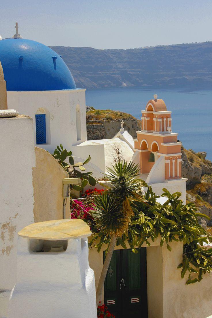 Свадьба - OIA, SANTORINI, GREECE