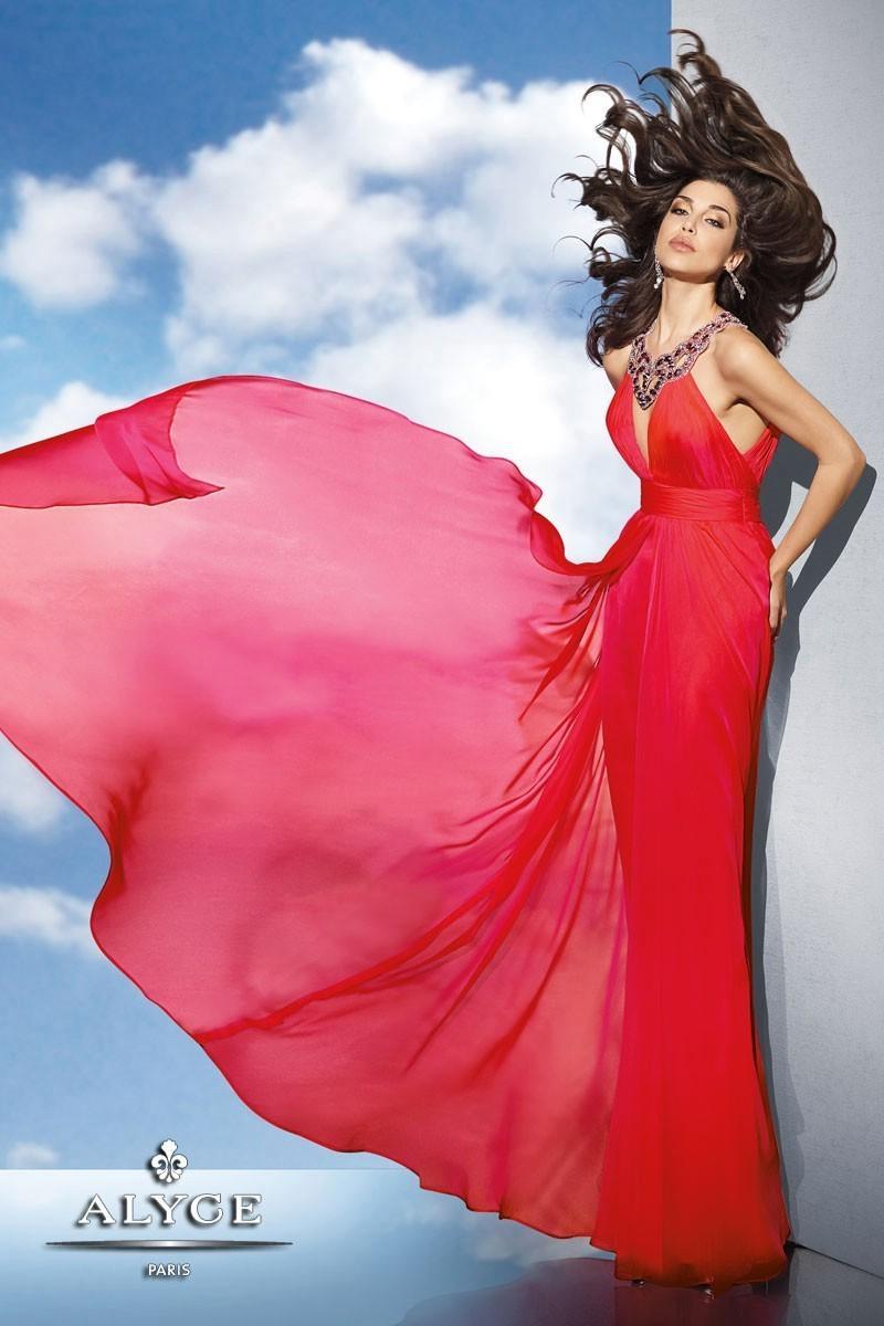 Свадьба - Alyce Paris - Style 35556 - Formal Day Dresses