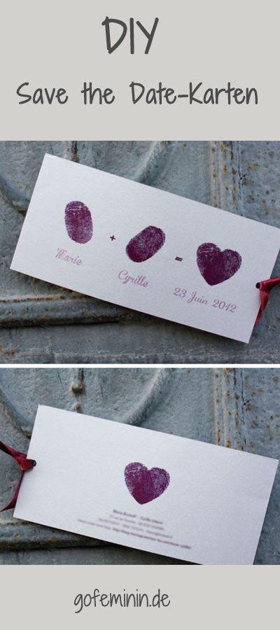 Mariage - Zusagen Erwünscht: 10 Kreative Ideen Für Tolle Save The Date Einladungen