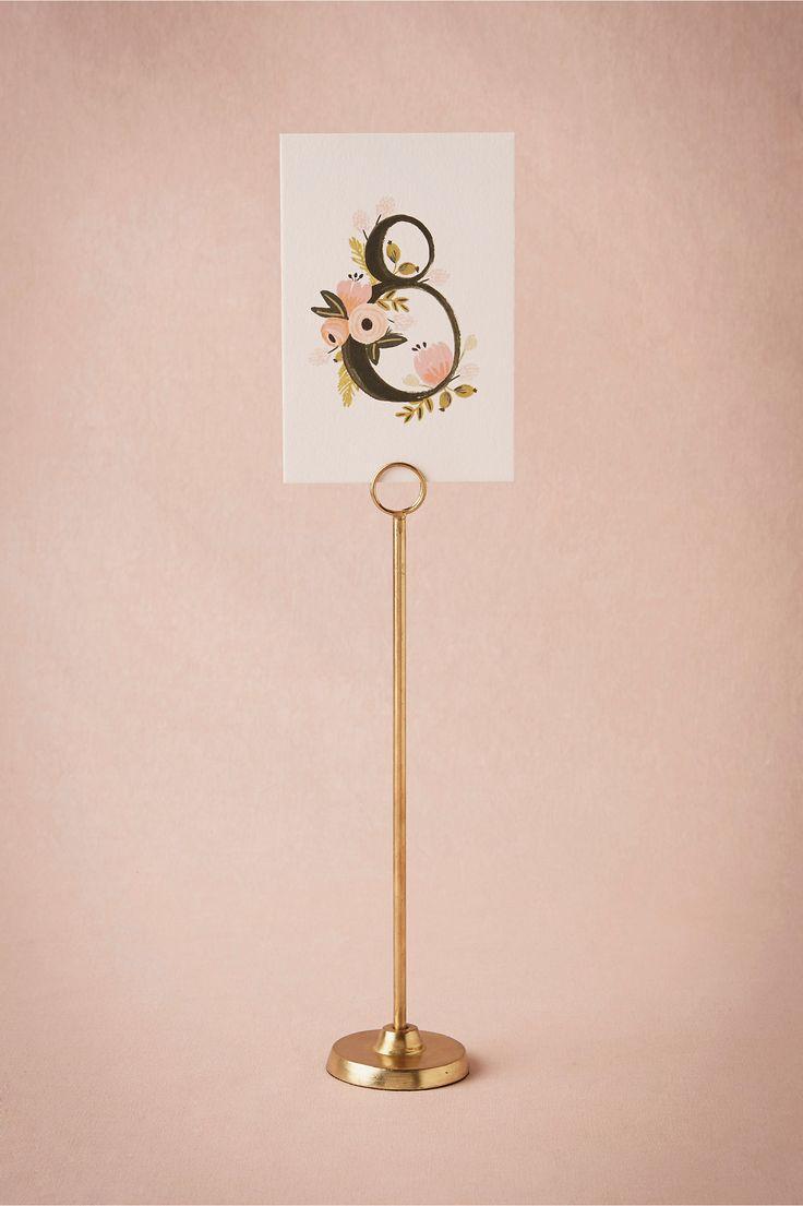 Mariage - Golden Spindle Cardholder