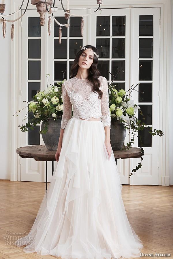 Mariage - Atelier Aimée  Divine Atelier 2016 Wedding Dresses  wp-image-64961 -  Designer Wedding Dresses