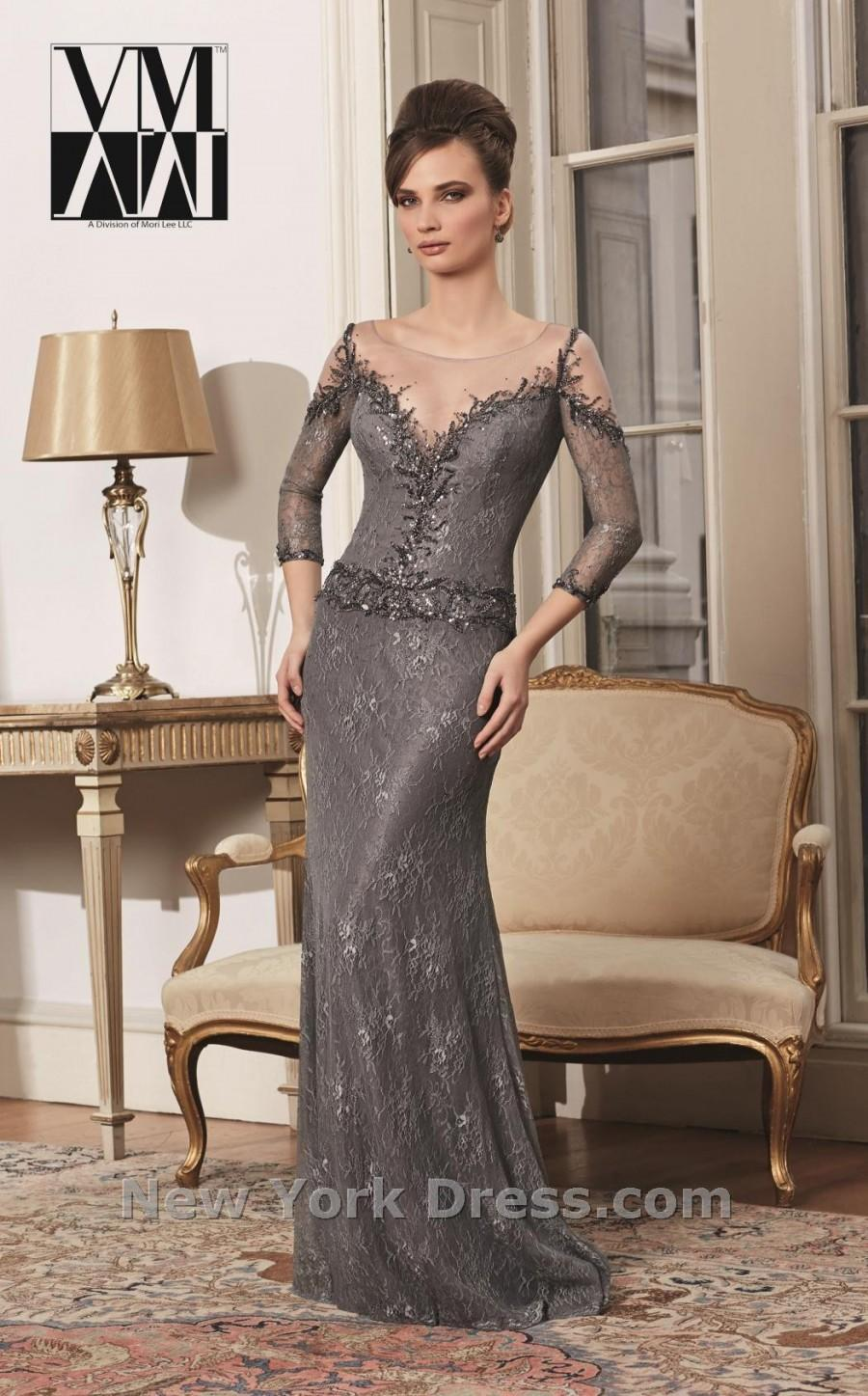 Wedding - VM Collection 71028 - Charming Wedding Party Dresses