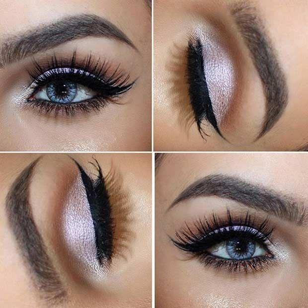 Makeup 31 Eye Makeup Ideas For Blue Eyes 2575357 Weddbook