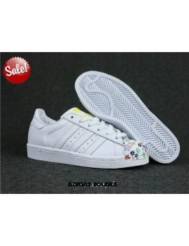 adidas superstar athletic femme