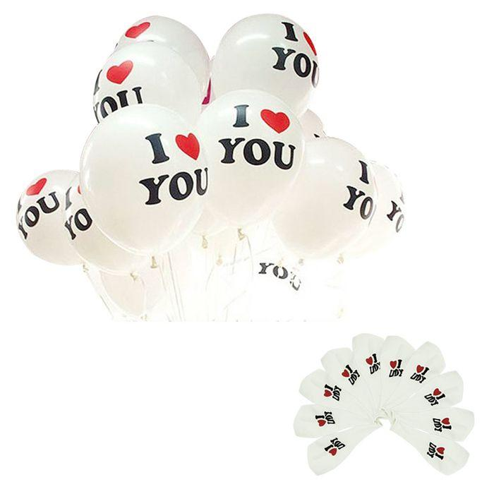 Delicate 12 inch pearl latex balloon i love you balloons christmas 12 inch pearl latex balloon i love you balloons christmas wedding decorations hot selling in event party supplies from home garden on aliexpress junglespirit Choice Image