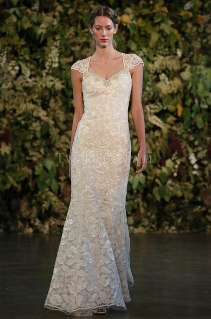 Hochzeit - Claire Pettibone - Gothic Angel - Fall 2015 (2015) - Gabrielle - Glamorous Wedding Dresses