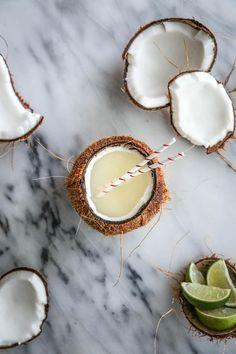 Wedding - Coconut Daiquiris