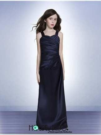 Wedding - Bill Levkoff Junior Bridesmaid Dress Style No. 12402 - Brand Wedding Dresses