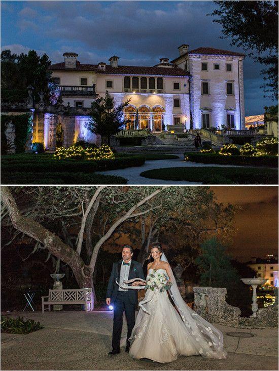 Свадьба - Elegant Glam Wedding In Florida