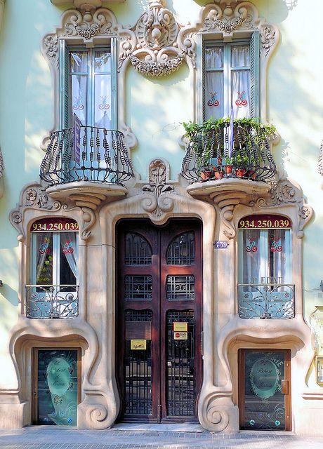 Hochzeit - Art Nouveau Style ❧