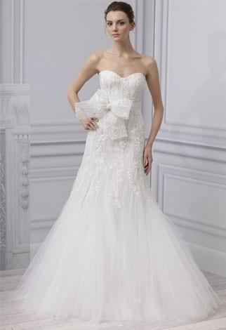 Wedding - Amethyst (Monique Lhuillier) - Vestidos de novia 2016