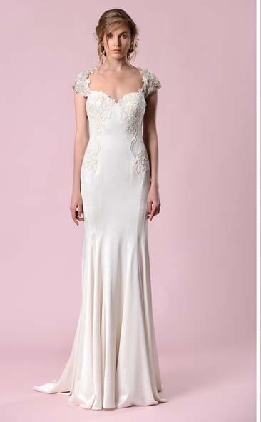 4a6c133fab9 Gemy Maalouf Bridal 2016 W16 4490 - Designer Wedding Dresses ...