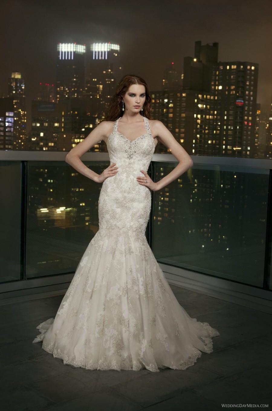 Hochzeit - Justin Alexander - 9704 - Signature 2013 - Glamorous Wedding Dresses