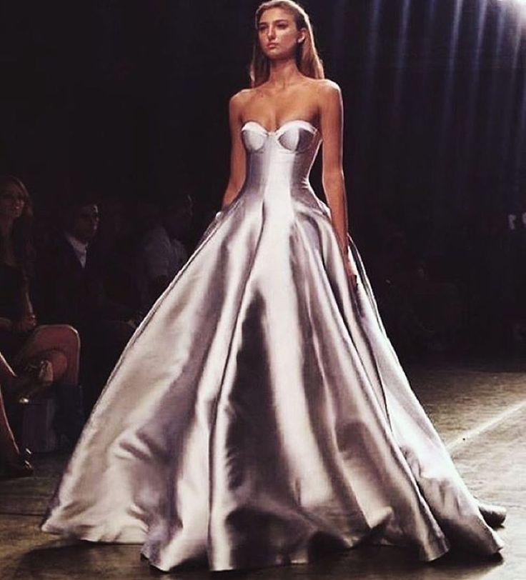 "Mariage - Steven Khalil On Instagram: ""That Moment From   Finale Gown."""