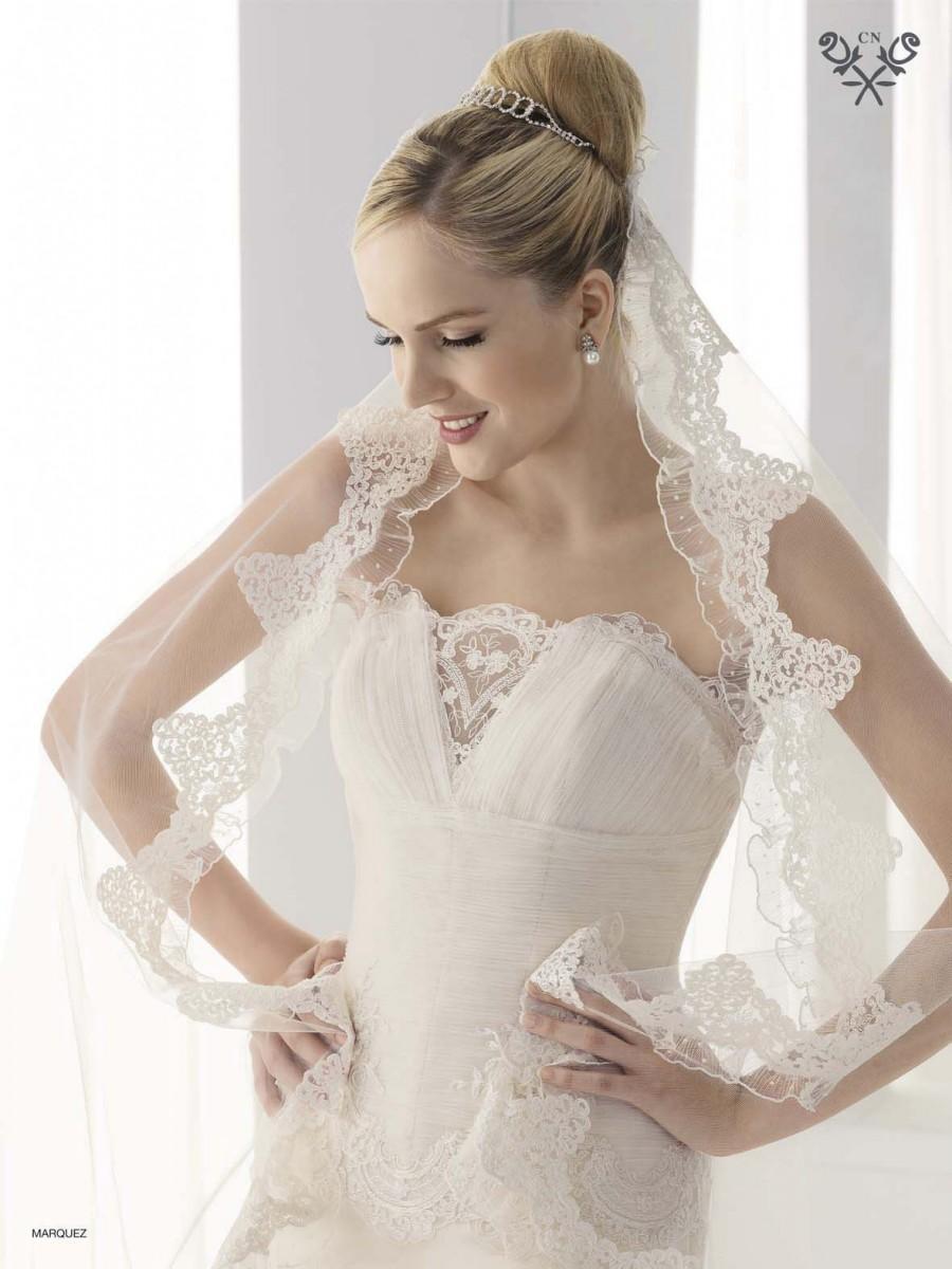 Hochzeit - Marquez (Nalia) - Vestidos de novia 2016