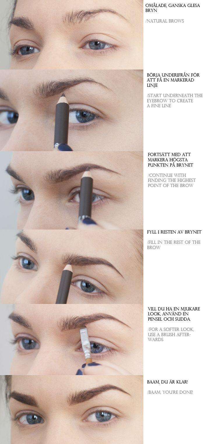 Свадьба - 16 Eyebrow Diagrams That Will Explain Everything To You