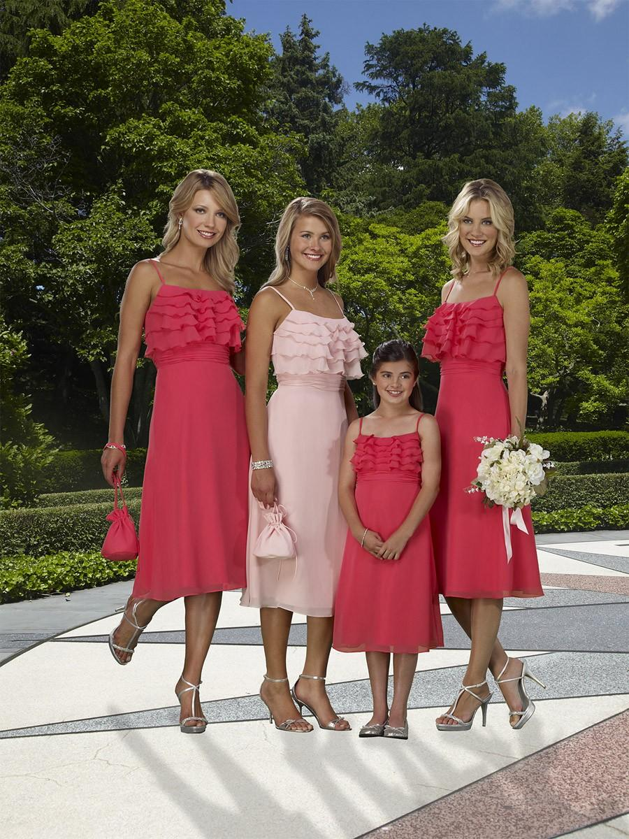 Forever Yours Bridesmaids 711105 - Rosy Bridesmaid Dresses ...