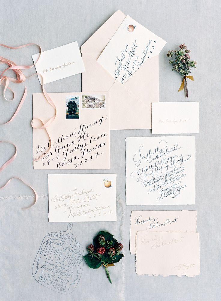 Свадьба - Spring Wedding Details