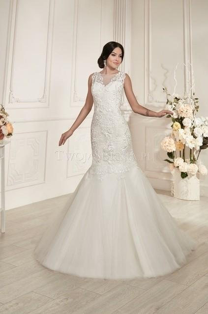 زفاف - Ida Torez - Love (2015) - Almadem - Glamorous Wedding Dresses
