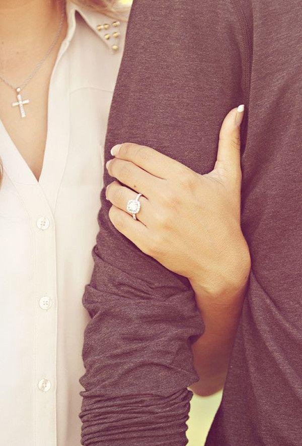 Wedding - Wedding Planning Tip: Engagement Photo Shoot Ideas