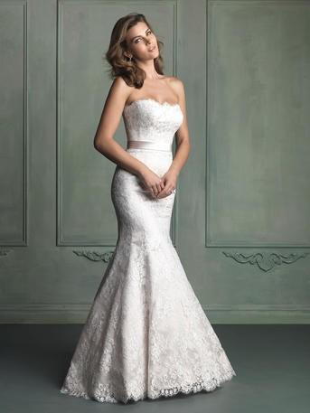 Mariage - Allure Bridals 9117 - Branded Bridal Gowns