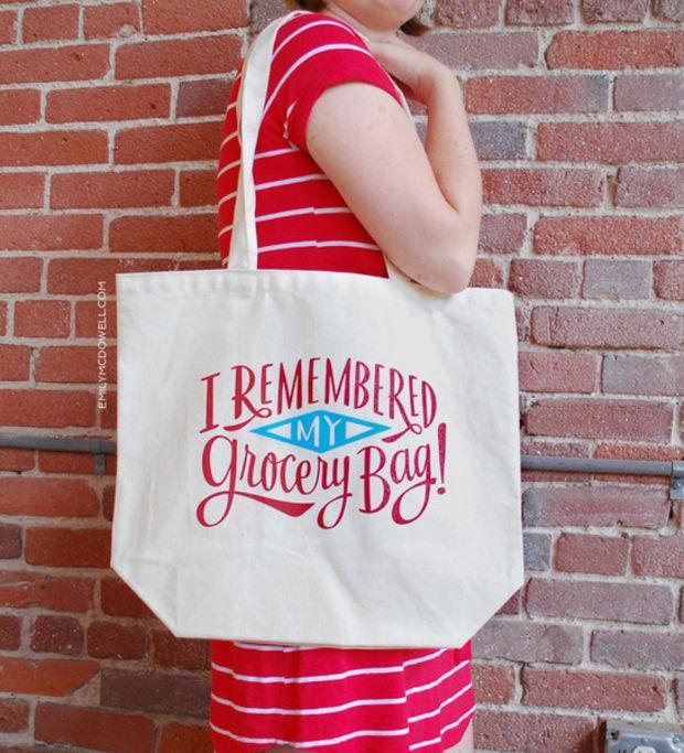 Hochzeit - Personalised Tote Bag