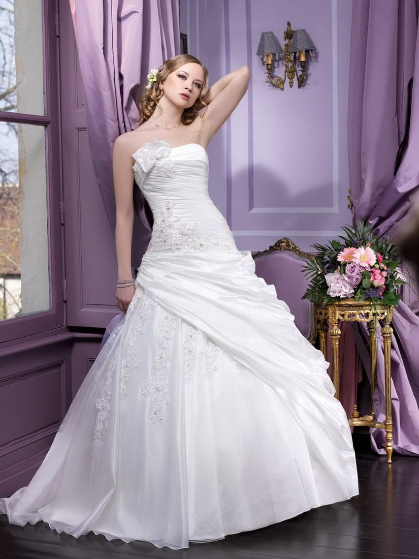 Mariage - Miss Kelly MK131-49 Bridal Gown (2013) (MK131-49BG) - Crazy Sale Formal Dresses
