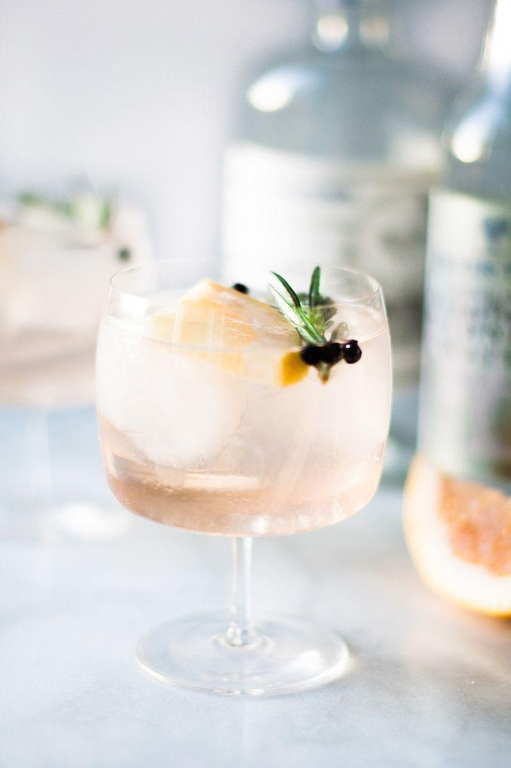 Hochzeit - Elderflower Spanish Gin & Tonics