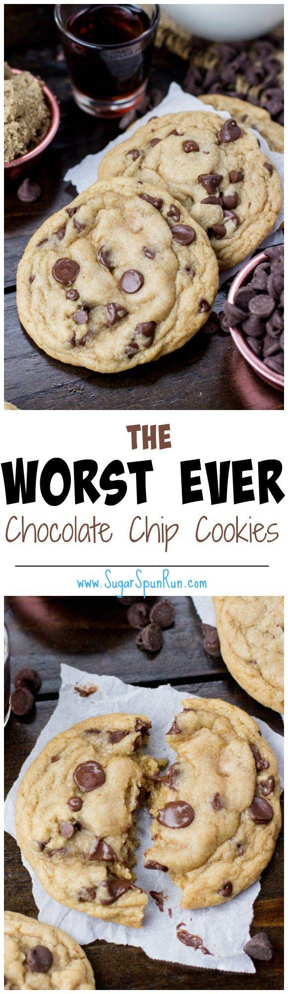 Mariage - The WORST EVER Chocolate Chip Cookies