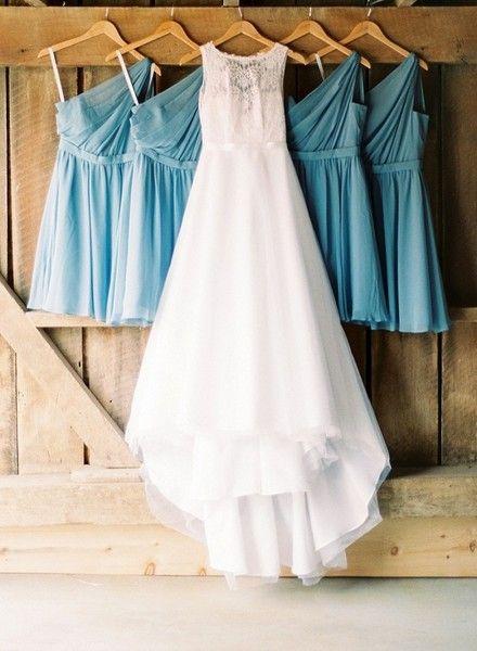 Wedding - Summer Tennessee Farm Wedding