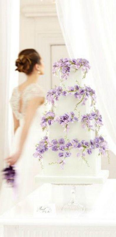 Wedding - A Sweet Pea Wedding ~ Debbie Orcutt
