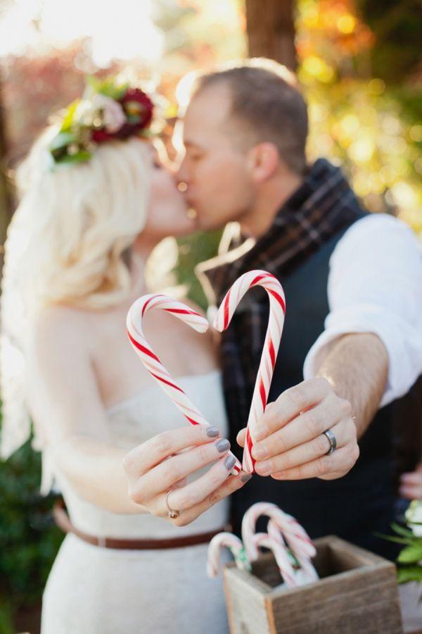 rustic christmas wedding ideas heart love weddings