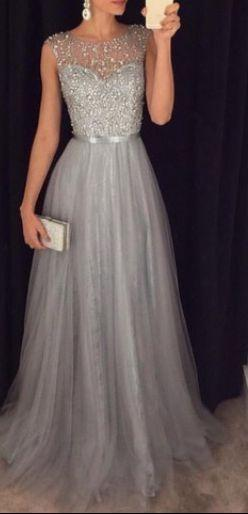 Wedding - 2016 New Arrival Prom Dress, Cap Sl
