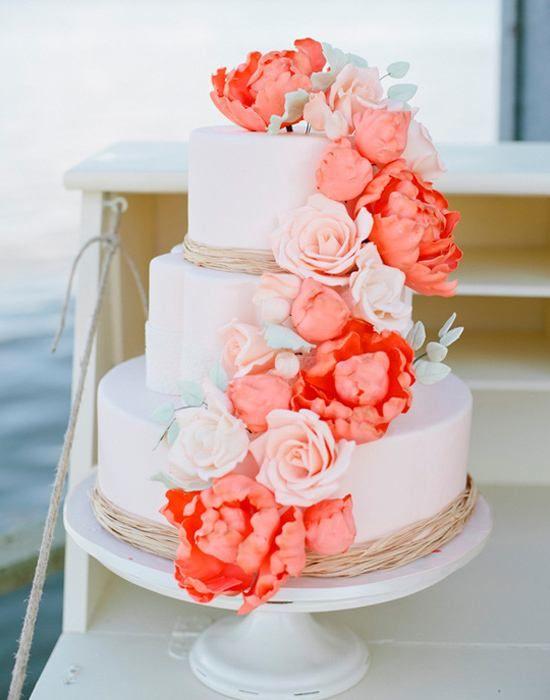 زفاف - 100 Wedding Cakes That WOW